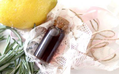 Rosemary Lemon Vanilla Home Fragrance Gift Kit
