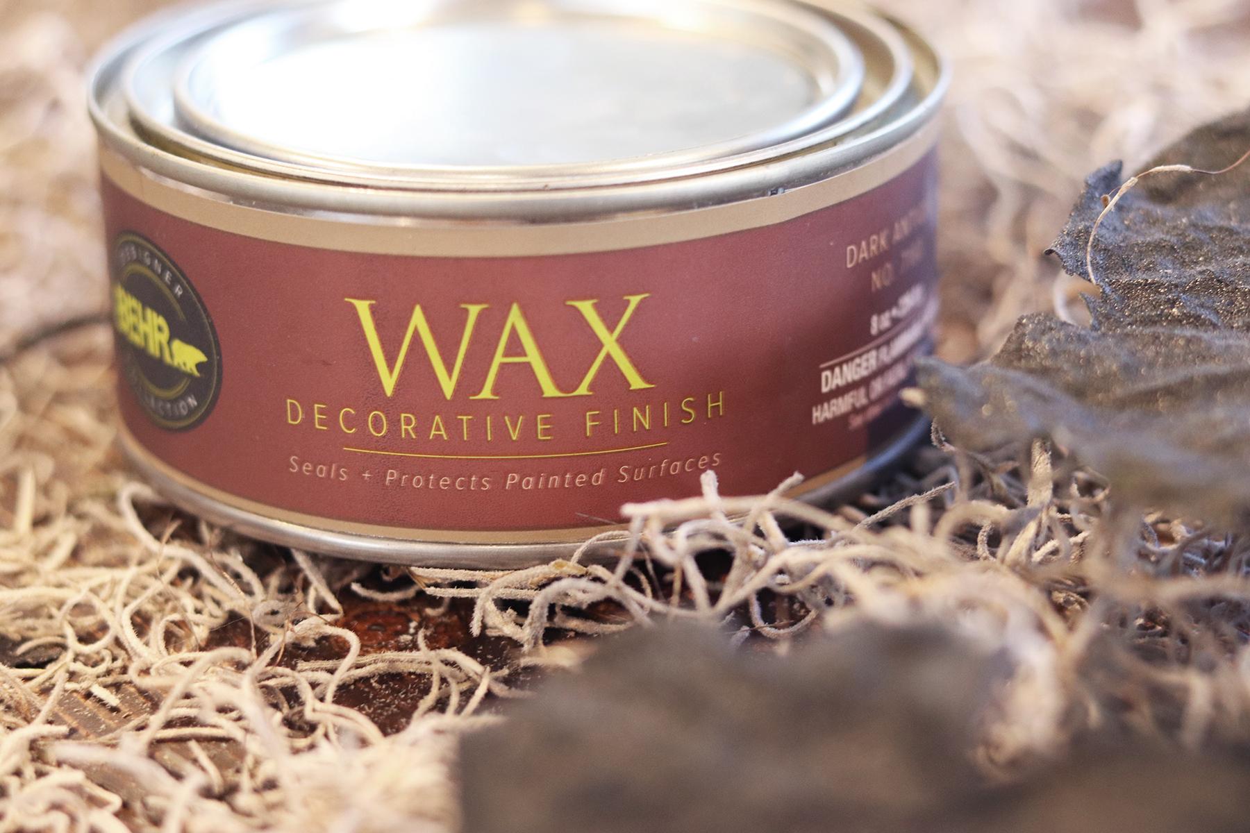 Boroughfare Dark Antique Wax Can