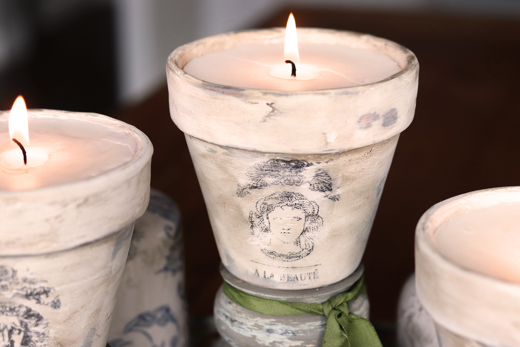 Boroughfare Home DIY French Inspired Candles