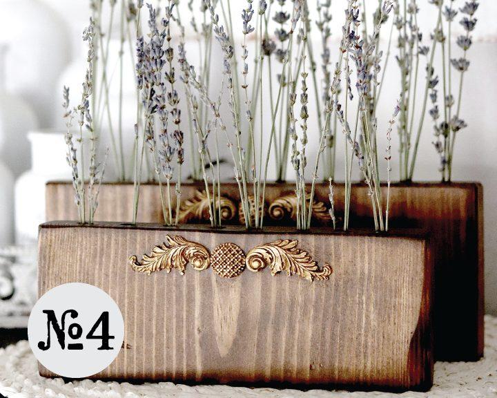 Boroughfare Home Vintage Lavender Set Option #4 French Flourish