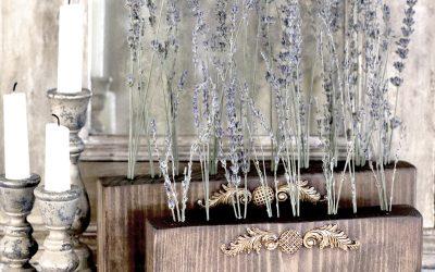 Vintage Lavender Set (with 5 Variations)